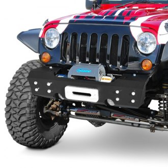 MBRP® - Stubby Front Winch HD Bumper