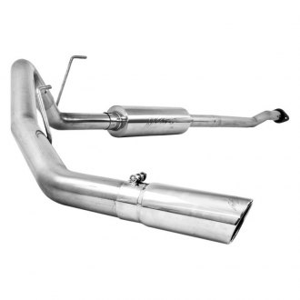 MBRP® - XP Series™ 409 SS Cat-Back Exhaust System with Single Side Exit