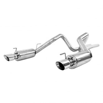 MBRP® - XP Series™ 409 SS Cat-Back Exhaust System with Split Rear Exit