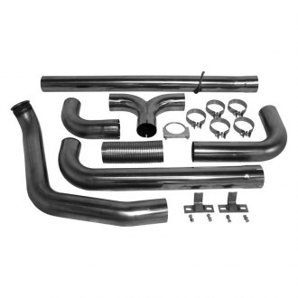 MBRP® - Dual Smokers™ Turbo-Back Exhaust Stack System