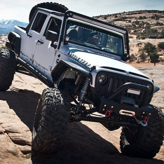 MBRP® - Jeep Wrangler On Rock