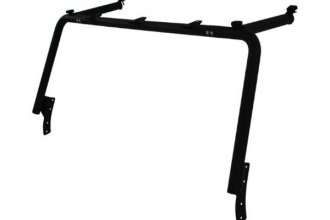MBRP® - Black Coated Front Roof Rack Extension