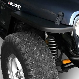 MCE® - Generation II Textured Black Fender Flares
