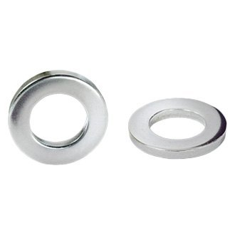 McGard® - Silver Stainless Steel Cragar Mag Center Hole Washers