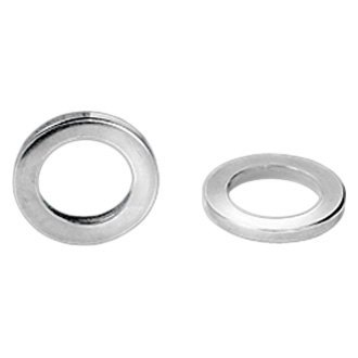 McGard® - Silver Stainless Steel Duplex Mag Center Hole Washers