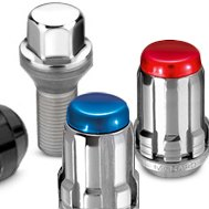 McGard® Color Wheels Lug Nuts