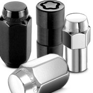 McGard® Black Wheels Lug Nuts