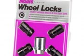 McGard® - Black Cone Seat Wheel Lock Set