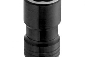 McGard® 24216 - Black Cone Seat Wheel Lock Set - M14 x 1.5 Thread Size