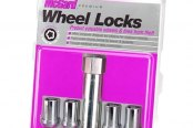 McGard® - Chrome Tuner Cone Seat Wheel Lock Set