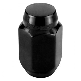 McGard® - Black Regular Cone Seat Lug Nut Set