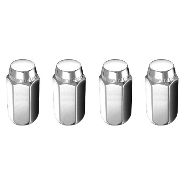 McGard® - Chrome Bulge Cone Seat Lug Nut Set