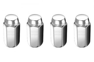 McGard® - Chrome Cone Seat Lug Nut Set (4 Pc)