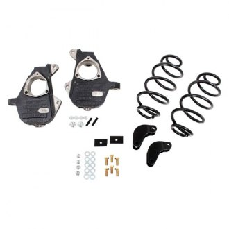 "McGaughy's® - 2"" Front and Rear Economy Lowering Kit"