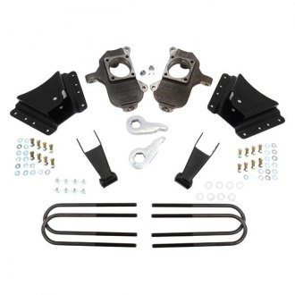 "McGaughy's® - 3"" Front and Rear Deluxe Lowering Kit"