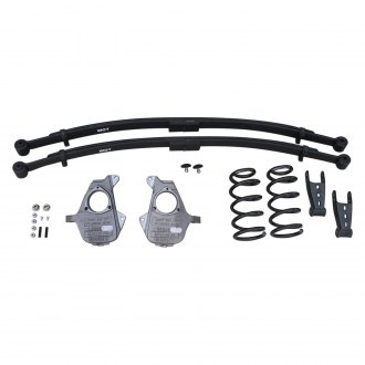 "McGaughy's® - 4"" Front and Rear Deluxe Lowering Kit"