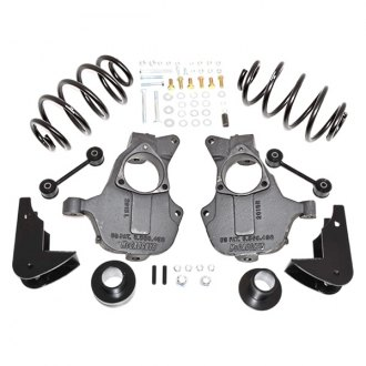 "McGaughy's® - 3""-4"" x 5"" Front and Rear Deluxe Lowering Kit"