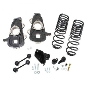 "McGaughy's® - 2"" x 4"" Front and Rear Deluxe Lowering Kit"