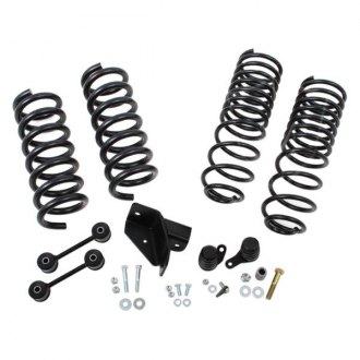 "McGaughy's® - 2"" x 4"" Front and Rear Economy Lowering Kit"