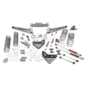 "McGaughy's® - 8"" Premium™ Front and Rear Suspension Lift Kit"