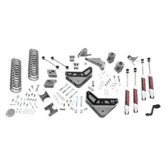 "McGaughy's® - 6"" Basic™ Front and Rear Suspension Lift Kit"