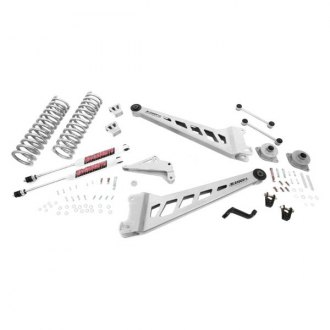 "McGaughy's® - 4"" Premium™ Front and Rear Suspension Lift Kit"