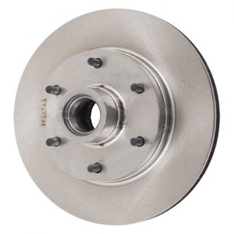McGaughy's® - 1-Piece Front Brake Rotor