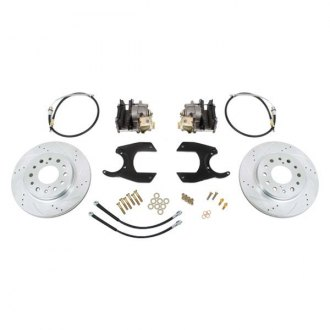 McGaughy's® - Drilled Brake Kit