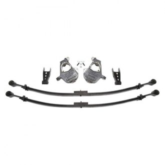 "McGaughy's® - 2"" Front and Rear Deluxe Lowering Kit"