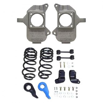"McGaughy's® - 3"" x 5"" Front and Rear Deluxe Lowering Kit"