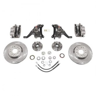 McGaughy's® - Plain Brake Kit