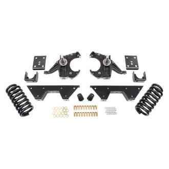 "McGaughy's® - 4.5"" x 6"" Front and Rear Deluxe Lowering Kit"