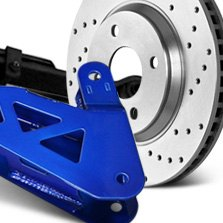 McGaughy's® - Driver Side Rotor