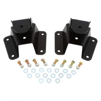 "McGaughy's® - 2"" Rear Lowering Leaf Spring Shackle Hangers"