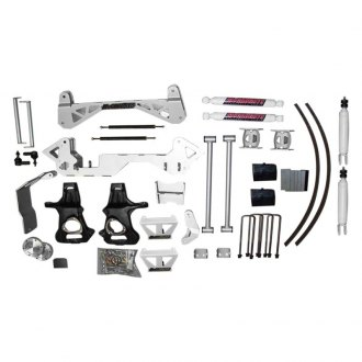 "McGaughy's® - 7"" Premium Front and Rear Suspension Lift Kit"