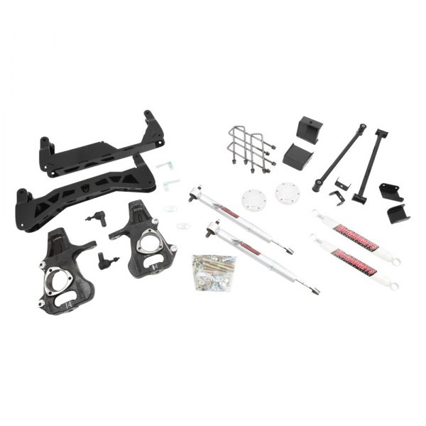 McGaughy's® - Economy Front and Rear Lift Kit