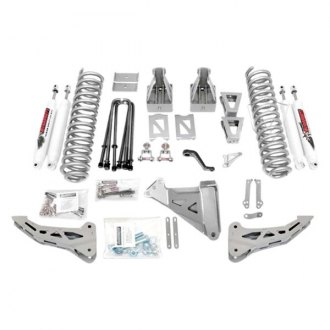 "McGaughy's® - 6"" Phase 1 Front and Rear Suspension Lift Kit"