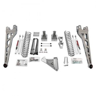 "McGaughy's® - 8"" Phase 2 Front and Rear Suspension Lift Kit"