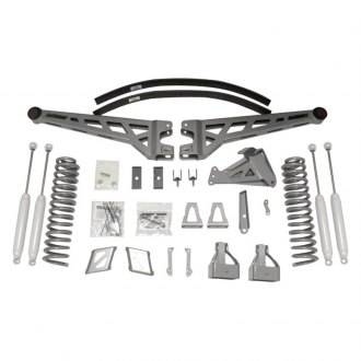 "McGaughy's® - 6"" Phase 2 Front and Rear Suspension Lift Kit"