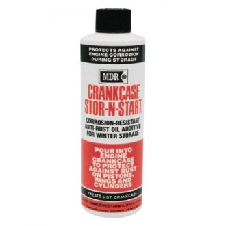 MDR® - 8 oz. Stor-N-Start Crankcase Oil Additive