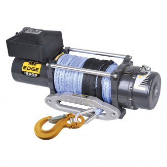 Mean Mother® - 12000 lbs Edge Series Electric Winch with Synthetic Rope