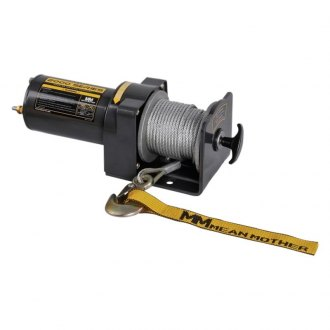 Mean Mother® - 2000 lbs Peak Electric Winch
