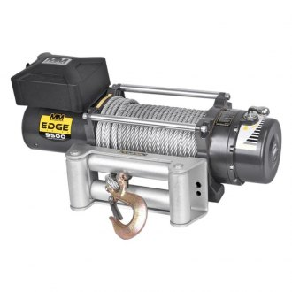 Mean Mother® - 9500 lbs Edge Series Electric Winch with Steel Cable