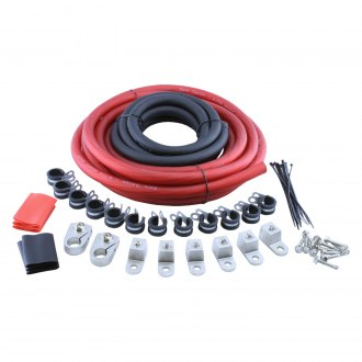 Mechman Alternators® - 20' Battery Relocation Cable Kit with Ends