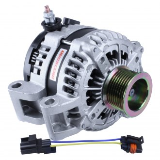 Mechman Alternators® - E Series Billet-Tech Alternator