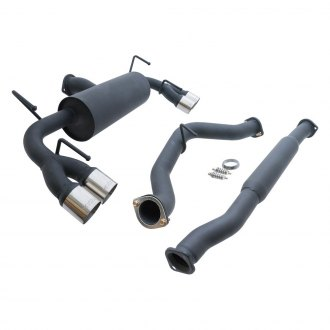 Megan Racing® - Black Series Stainless Steel Cat-Back Exhaust System
