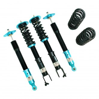 "Megan Racing® - 0""-3"" x 0""-3"" EZ II Series Front and Rear Lowering Coilover Kit"
