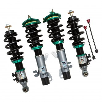 "Megan Racing® - 0""-3"" x 0""-3"" Euro-Street Series Front and Rear Lowering Coilover Kit"