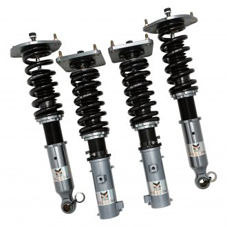 "Megan Racing® - 0""-3"" x 0""-3"" Track Series Front and Rear Lowering Coilover Kit"