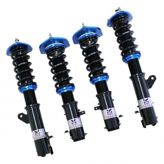 Megan Racing® - EZ II Series Coilover Damper Kit